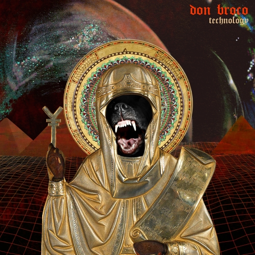Don Broco - Technology - Artwork